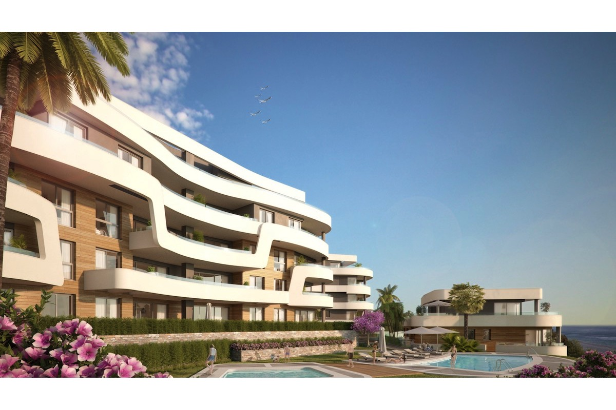 Apartment - Mijas Costa East