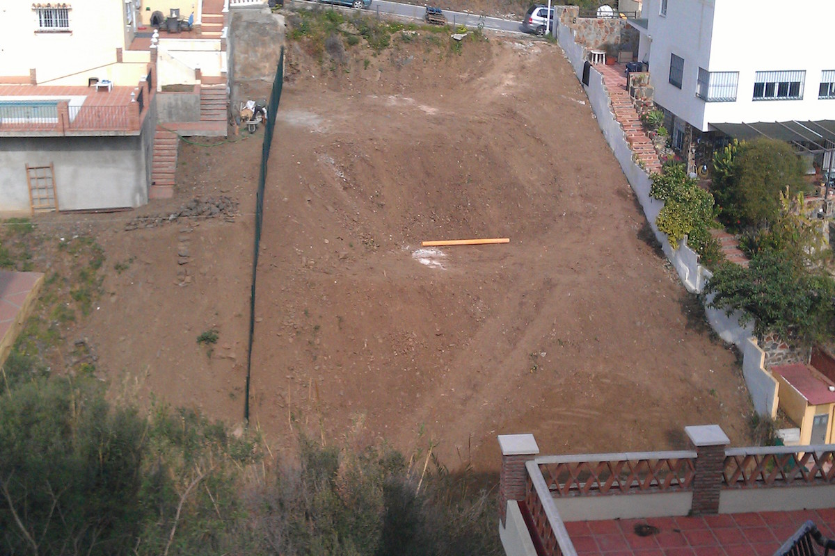 Plot - Mijas Costa